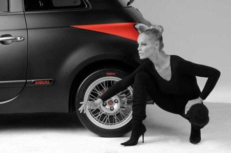 Fiat 500 Diabolika