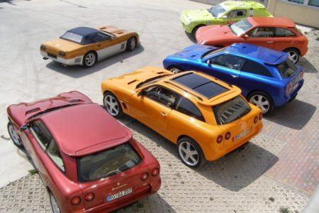 Fornasari cars
