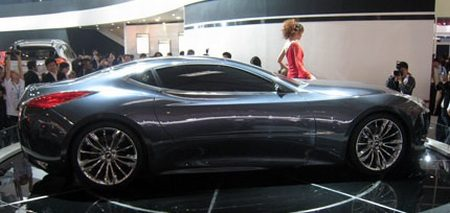 Geely Tiger GT Concept