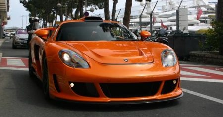 Gemballa Mirage GT in Monaco