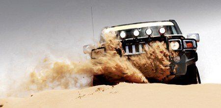 Hummer H3 Driving Academy