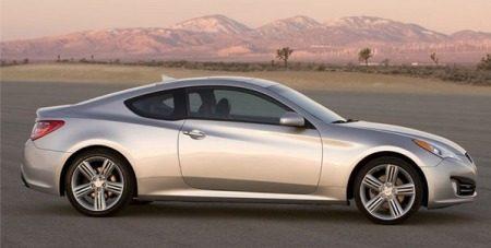 Dit is de Hyundai Genesis Coupé