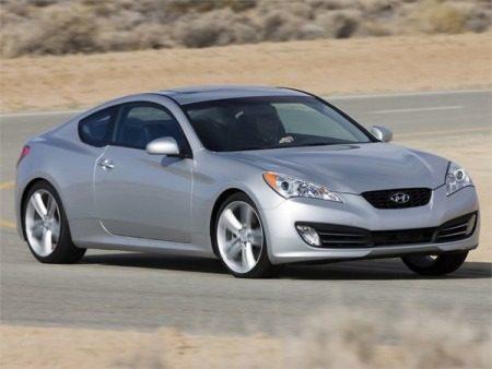 Dit is de nieuwe Hyundai Genesis Coupé!