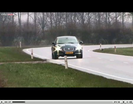 Jaguar XF Video