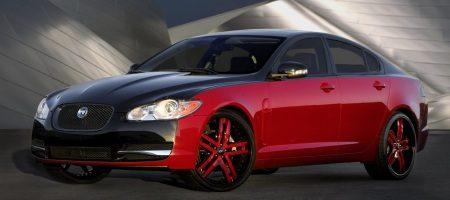 Jaguar XF Galpin