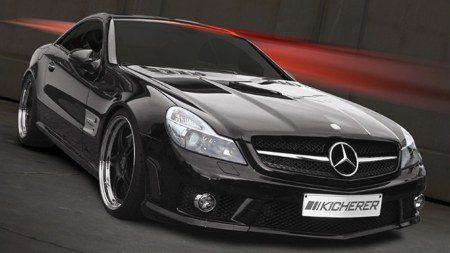 Kicherer Mercedes SL63 AMG