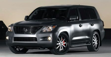 Lexus LX570 by ICON