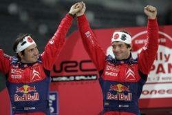 Loeb wéér kampioen