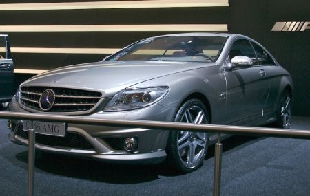 Mercedes CL65 AMG Anniversary