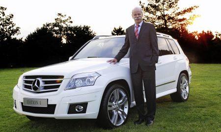 Mercedes GLK edition 1