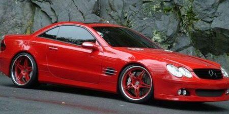 Mercedes SL500 by Ai Design