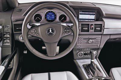 Officieel: Mercedes GLK