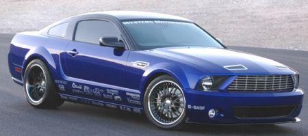Mustang V12