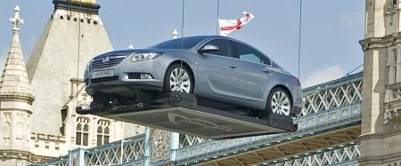 Opel Insignia Londen