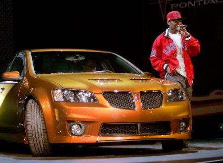 Pontiac G8 GXP 50 Cent