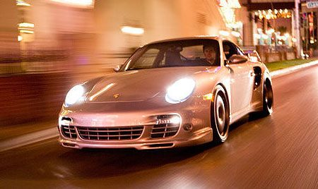Porsche 997 Turbo - Sportec SP700