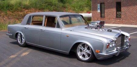 Project Rolls Royce
