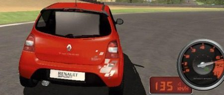 Renault Twingo RS game