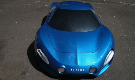 Renault Alpine impressie