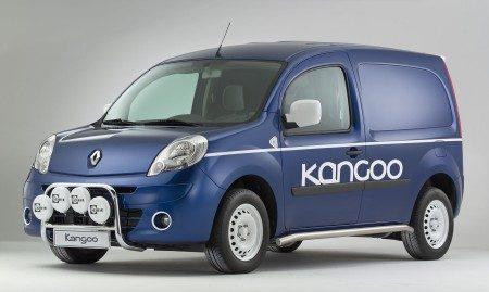 Renault Kangoo Blue Sport