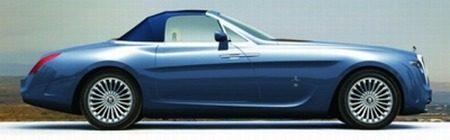 Rolls-Royce Hyperion by Pininfarina