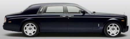 Rolls-Royce Phantom Sapphire Bespoke Collection