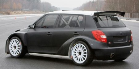 International Vehicle Importers >> Skoda Fabia Super2000 - Autoblog.nl