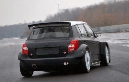 Skoda Fabia Super2000