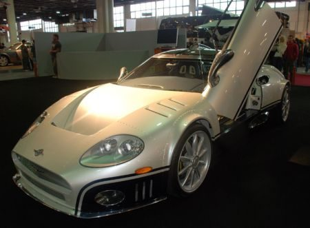 Spyker C8 Double12 S MC12 look