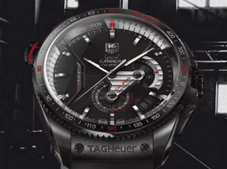 Tag Heuer Grand Carrera Cal 36 RS Caliper Concept