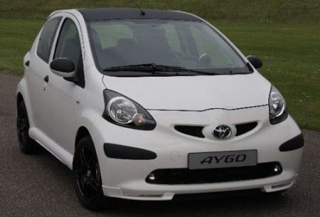 toyota aygo xposed nu met extra gratis nep carbon update. Black Bedroom Furniture Sets. Home Design Ideas