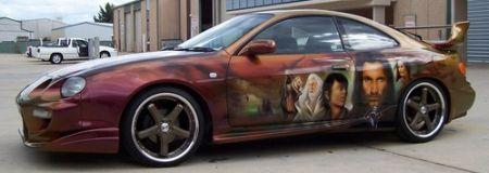Toyota Celica LOTR