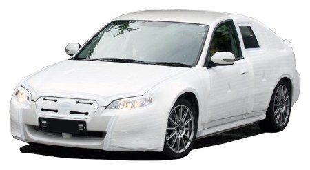 Toyota Subaru Coupe