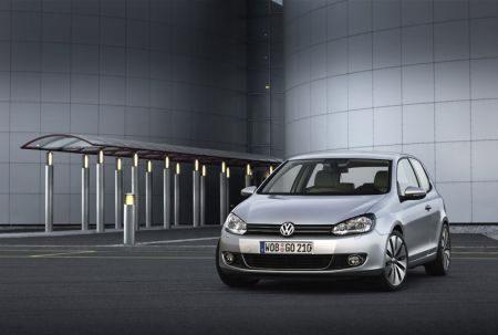 VW Golf VI 3-deurs