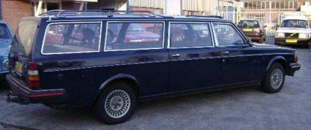 Volvo 245 XXL Estate