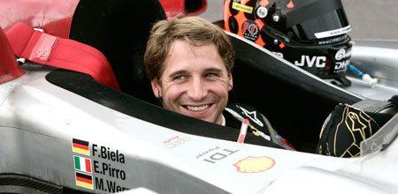 Christijan Albers in Audi R10 TDI