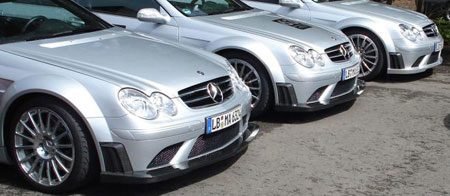 AMG Driving Academy Black Series