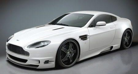 Aston Martin V8 vantage premier4509