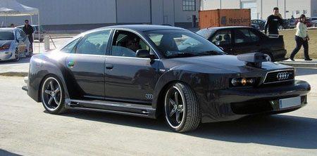 Audi A9 Quattro