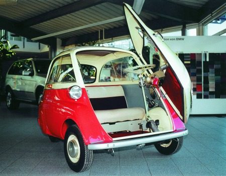 klassieker bmw isetta. Black Bedroom Furniture Sets. Home Design Ideas