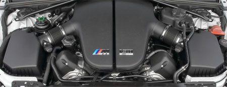 BMW M V10 Engine
