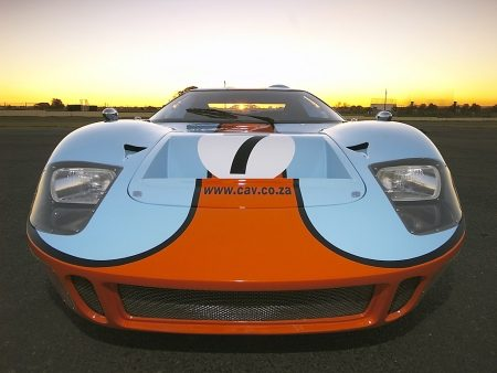 CAV GT Gulf Oil Edition