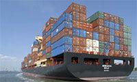 Containervrachtschip