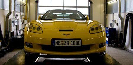 Corvette ZR1 Autobahn