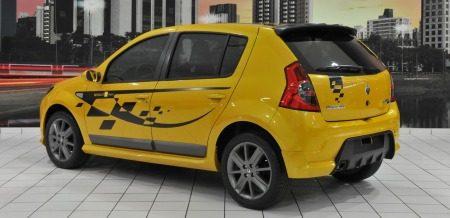 Dacia Sandero Sport