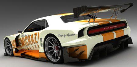 Dodge Challenger Le Mans