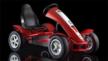 Ferrari FXX skelter