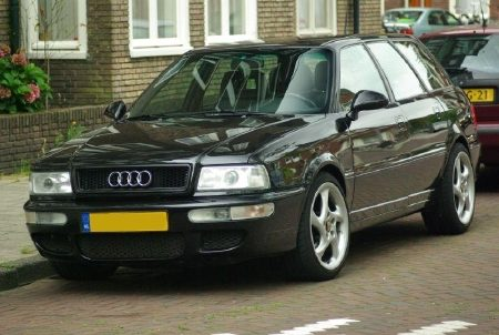 Audi RS2 Avant - Foto Jim Appelmelk