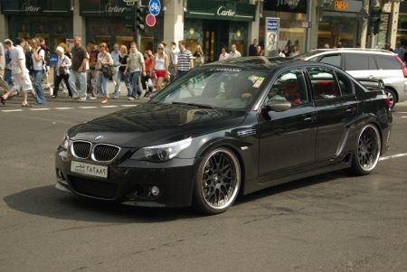 "BMW Hamann M5 Widebody ""Edition Race"" - Foto Jim Appelmelk"