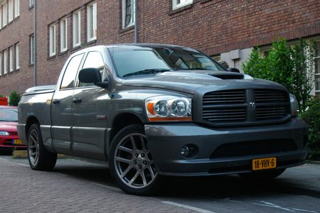Dodge RAM SRT-10 - Foto Jim Appelmelk